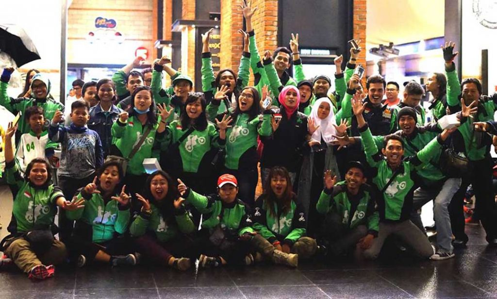 Go-Jek and its tech expansion strategy in SEA