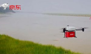 From four-wheeler to propeller, JD in pursuit of unmanned logistics network