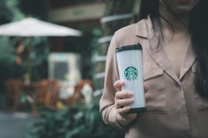 Starbucks China is betting on deliveries with Ele.me to stay ahead