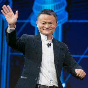 Voices | Jack Ma: Africa is young and fearless.