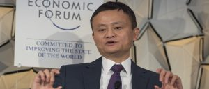Jack Ma touts a more 'inclusive' hence better globalisation at Davos