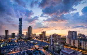 Open innovation in Hanoi: Early Stage