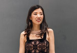Raena Lim of Style Theory on sharing fashion: Women in Tech