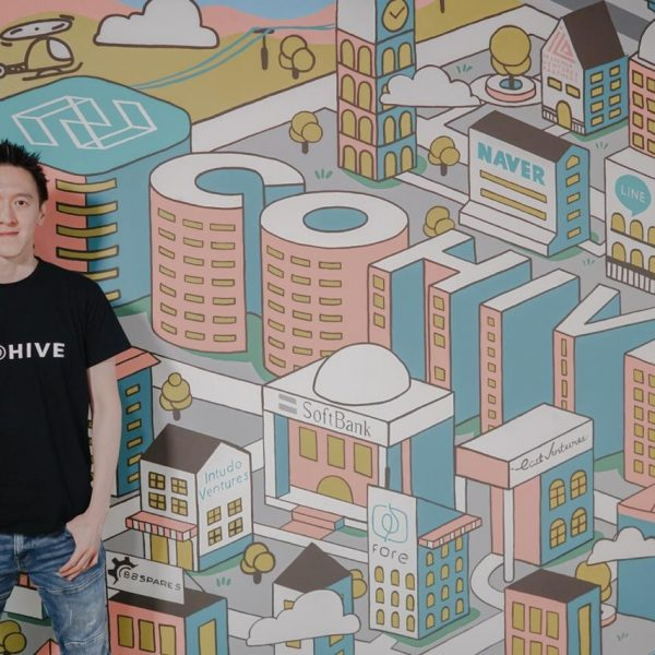 Jason Lee of CoHive on building an entrepreneurial spirit in Indonesia: Startup Stories
