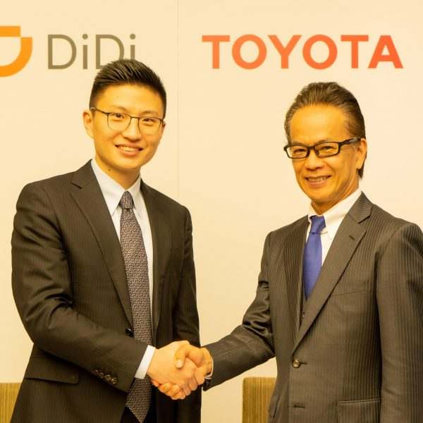 Toyota to invest USD 600 million in Didi Chuxing and their Japanese JV