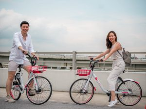 SG Bike buys Mobike's license to operate in Singapore