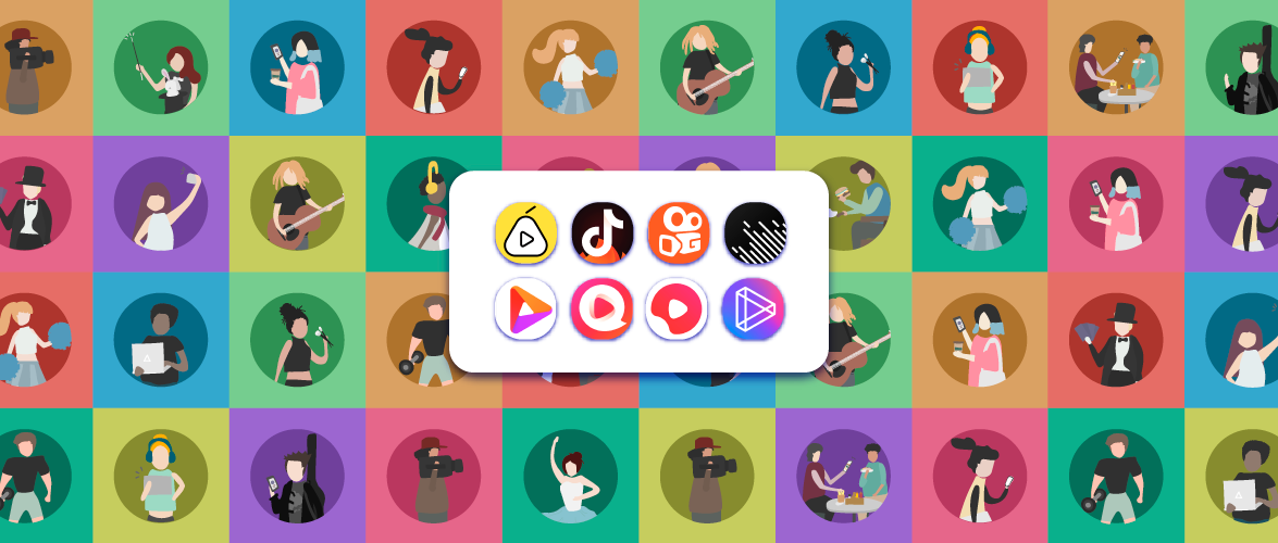 The Top Chinese Short Video Apps In 2020 Vying To Grab Your Attention With Fast Content Krasia
