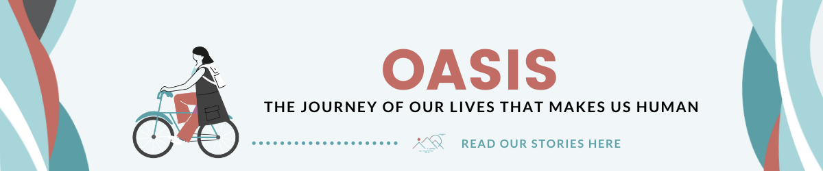 Oasis Launch banner
