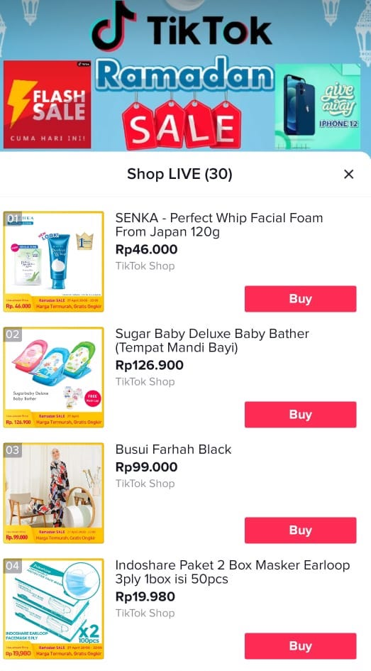 Here S What To Expect When You Shop On Tiktok S New E Commerce Portal Krasia